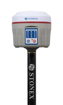 STONEX S10A up GNSS mit UHF-Modem