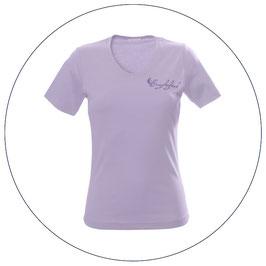 Engelsgleich T-Shirt | lila