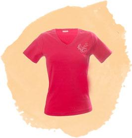 Engelsgleich T-Shirt | pink