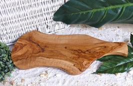 Servierbrett RUSTIKAL mit Griff L 45-49 cm
