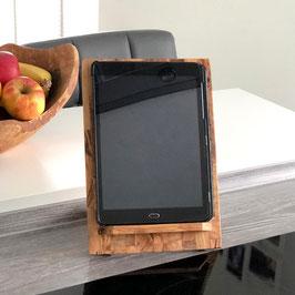 2 in One Tablet-Halter und Buchstütze für Rezeptbücher