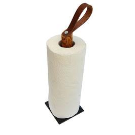 Küchenrollenhalter GALAXY aus Olivenholz