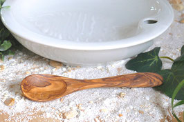 Babybrei-Löffel aus Olivenholz