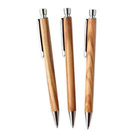 Kugelschreiber aus Olivenholz