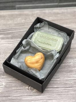 """Geschenkbox """"von Herzen"""""""