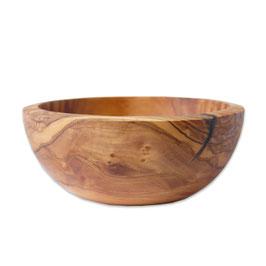 Müslischale aus Olivenholz Ø 16 cm