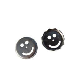 2 x Ersatzplättchen SMILE für Magnetseifenhalter