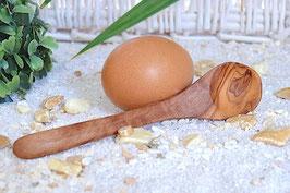 Eierlöffel aus Olivenholz