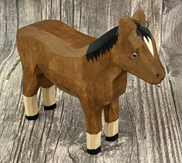 Freiberger Pferd