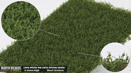 WB-LWSG spring Green jeweils pro Stck. 21x15cm und 4-12mm Hoch