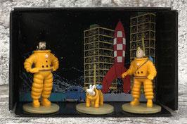 """Tim & Struppi """"Schritte auf dem Mond"""""""
