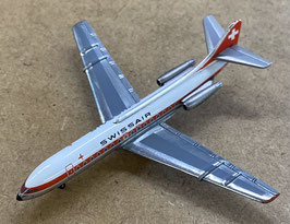 Swissair Sud Aviation Caravelle