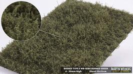 WB-SEBG burned Green Stck. 15x21cm 4-30mm Hoch