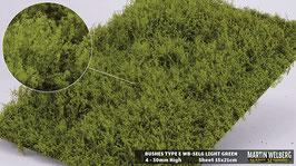 WB-SELG light Green Stck. 15x21cm jeweils 4-30mm Hoch
