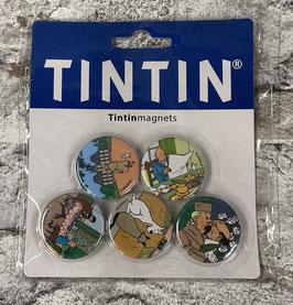 Tim & Struppi Magnete
