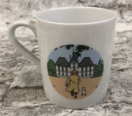 """Tim & Struppi """"Schloss Mühlenhof"""" Tasse"""