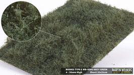 WB-SEHG hazy Green Stck. 15x21cm jeweils 4-30mm Hoch