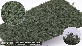 WB-SWHG hazy Green jeweils pro Stck. 21x15cm und 2-6mm Hoch