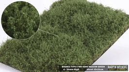 WB-SEMG medium Green Stck. 15x21cm 4-30mm Hoch