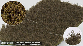 WB-LWFB fall Brown jeweils pro Stck. 21x15cm und 4-12mm Hoch