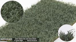 WB-LWS sage Green jeweils pro Stck. 21x15cm und 4-12mm Hoch