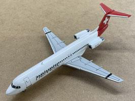 Helvetic Fokker 100