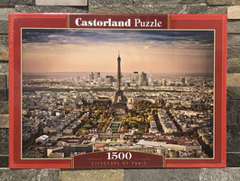 Cytycape of Paris