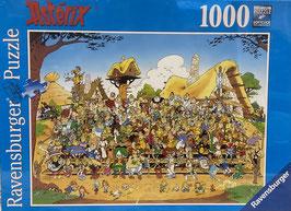 Puzzle Asterix und Obelix