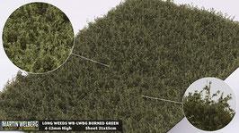 WB-LWBG burned Green jeweils pro Stck. 21x15cm und 4-12mm Hoch