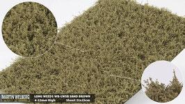 WB-LWSB sand Brown jeweils pro Stck. 21x15cm und 4-12mm Hoch