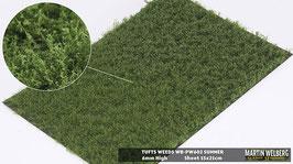 Weeds WB-PW602 Summer jeweils pro Stck. 15x21cm und 6mm Hoch