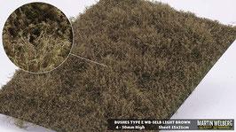 WB-SELB light Brown Stck. 15x21cm 4-30mm Hoch