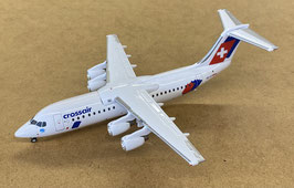 Crossair Avro RJ100