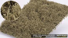 WB-SESB sand Brown Stck. 15x21cm 4-30mm Hoch