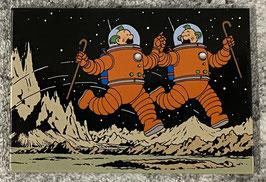 """Tim & Struppi """"Schulzes auf dem Mond"""""""