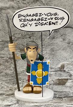 """Römer Legionär """"Engagiert bei der Wache"""""""