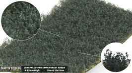 WB-LWFG forest Green jeweils pro Stck. 21x15cm und 4-12mm Hoch