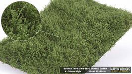 WB-SESG spring Green Stck. 15x21cm 4-30mm Hoch