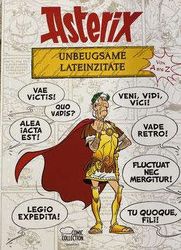 """Asterix und Obelix """"Buch unbeugsame Lateinzitate"""""""