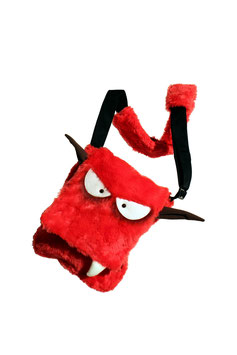Regz kleine rote Tasche W406