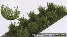 WB-SAMG medium Green je 10 Stck. 20-30mm Hoch