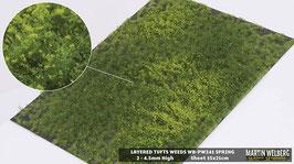 Weds WB-PW241 Spring jeweils pro Stck. 15x21cm und 2-4.5mm Hoch