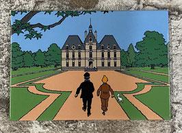 """Tim & Struppi """"Schloss Mühlenhof"""""""""""