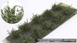 WB-SDDG dark Green je 10 Stck. 20-30mm Hoch