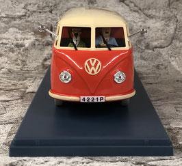 """Tim & Struppi """"Der Fall Bienlein""""  VW T1"""