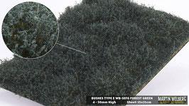 WB-SEFG forest Green Stck. 15x21cm 4-30mm Hoch