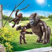 70360 Gorilla mit Babys