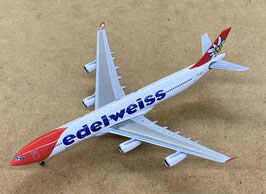 Edelweiss Airbus A340-313
