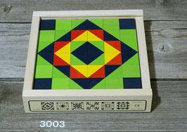 3003 Klötzlimosaik 36-teilig