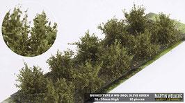 WB-SAOL olive Green je 10 Stck. 20-30mm Hoch